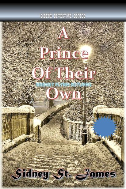 Front Cover for A Prince of Their Own JPEG