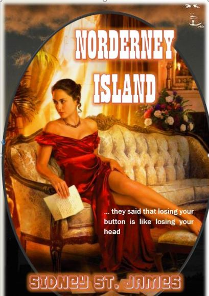 Norderney Island Blog Front Cover