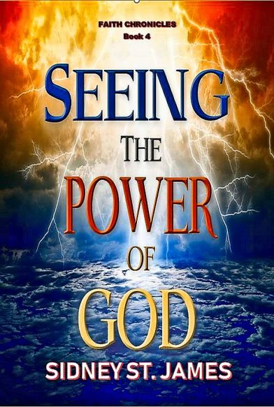 Seeing the Power of God Front Cover JPEG Format