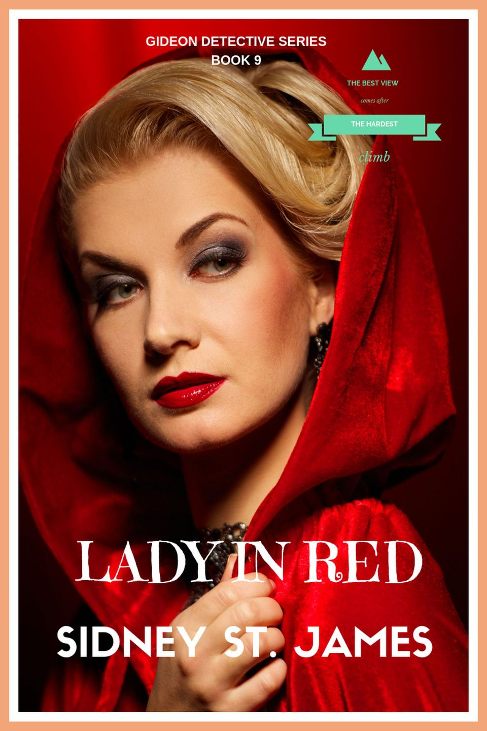 Front Cover for Lady in Red for D2D Cover in JPEG Format